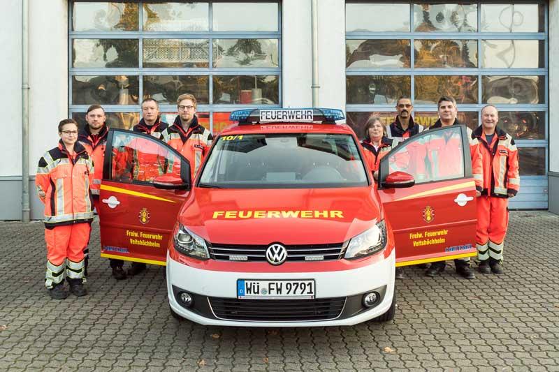 Helfer vor Ort – Freiwillige Feuerwehr Veitshöchheim